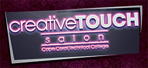 Creative Touch Salon logo