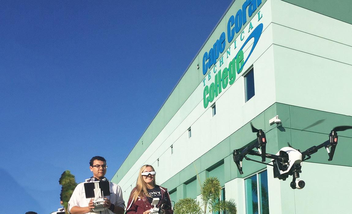 Cape Coral Technical College – Technical education in Cape Coral, FL