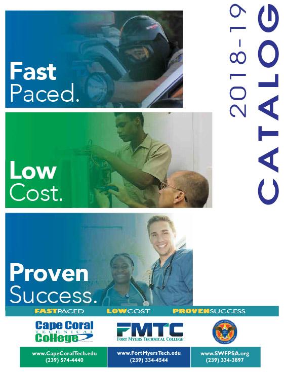 2018-2019 CCTC Catalog