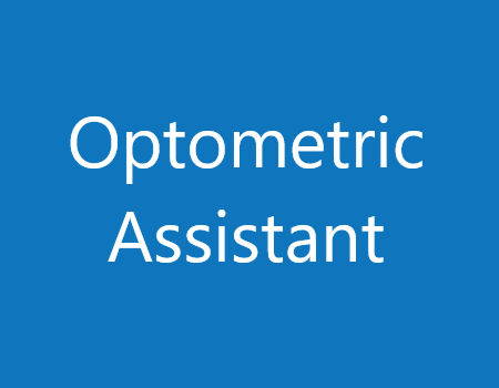Optometric Assisting