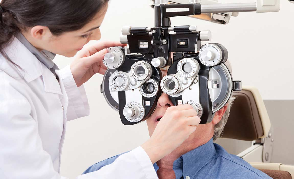 Optometric course at Cape Coral Technical College